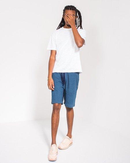 Simon Miller M201 Rankin Shorts - Mid Indigo