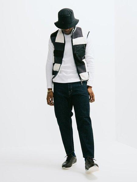 Ganryu Comme des Garçons Quilted Patchwork Vest