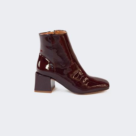LOQ Lazaro Boot - Burdeos Patent