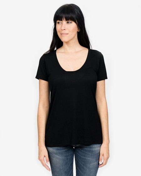 The Lady & the Sailor Basic Tee Black