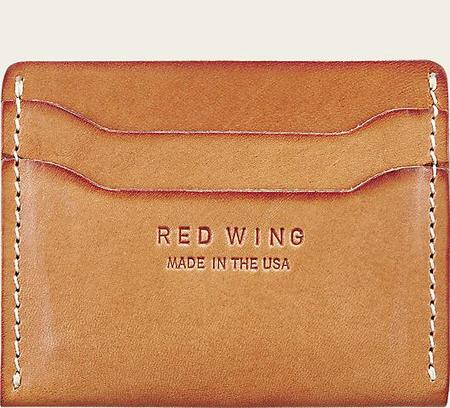 Red Wing Acessories Card Holder No. 95027