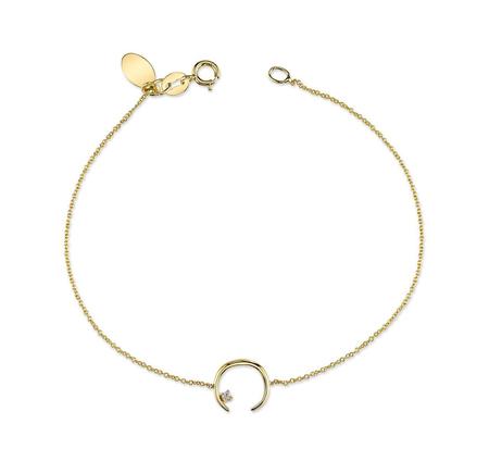 Gabriela Artigas BC41 Mini Rising 14KY Mini Rising Bracelet