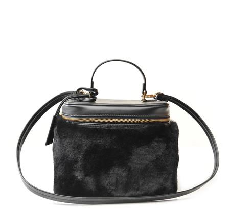 Vasic Black Boxy 2nd Bag