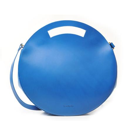 VereVerto Cobalt Blue Clari Bag