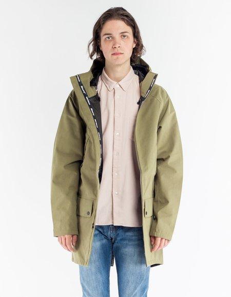 Baro Brockton 3L Jacket Loden Green