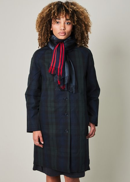 Odeeh Silk and Wool Blend Scarf