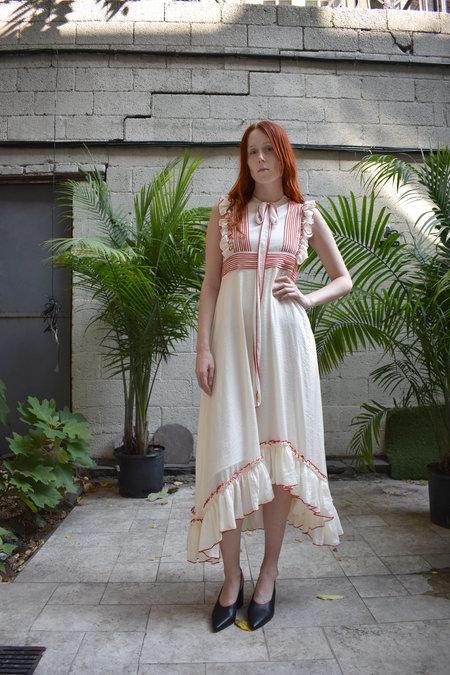 Lickstudio Straw Dress