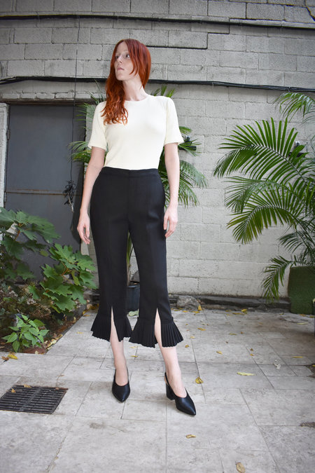 Elohim by Sabrina Goh Celine Pleat Pants