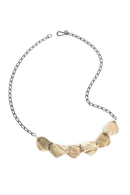 Chikahisa Studio Elemental Six Triangle Necklace