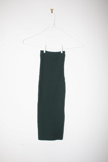 Giu Giu Nonna Tube Skirt in Derby