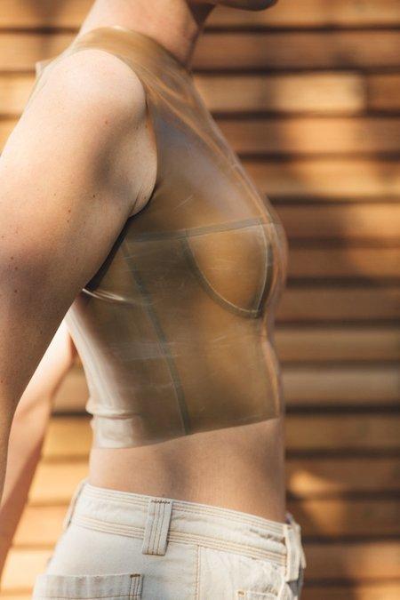 Rachel Comey Armor Top - Gold