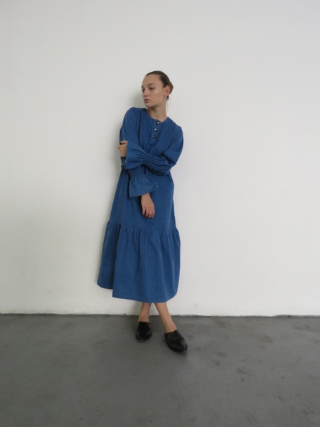 Delfina Balda Yota Dress - Denim