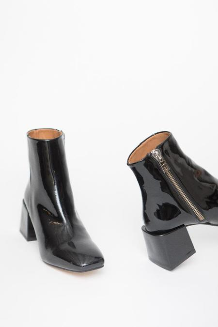 LOQ Lazaro - Black Patent Leather