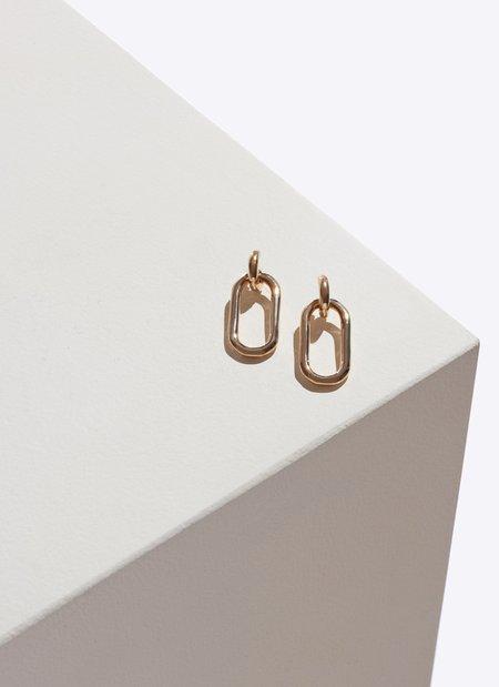 Pamela Love Small Beaumont Earrings