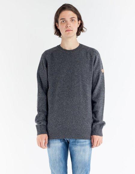 Fjallraven Ovik Re Wool Sweater Dark Grey