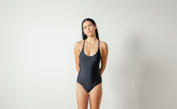 Botanica Workshop Nami Swimsuit in Black