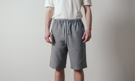 Coltesse Balance Short in Gray