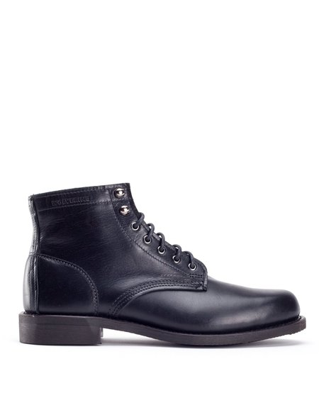 Wolverine 1883 Wolverine Kilometer II Boot Black Leather