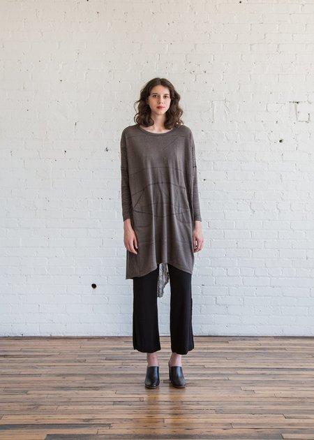 Raquel Allegra Oversized Dress - TD Granite