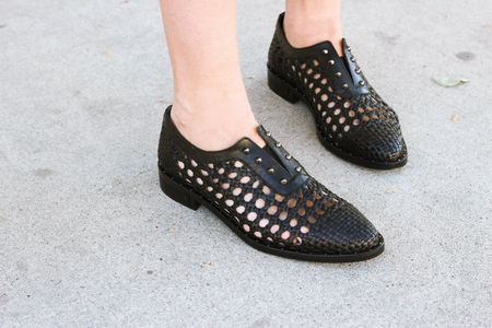 Freda Salvador Wish Handwoven Oxford