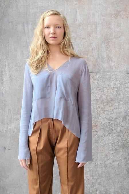 Arcana Taylor Blouse - Lavender