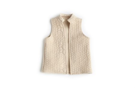 Kids Telegraph Ave Jacquard Knit Vest