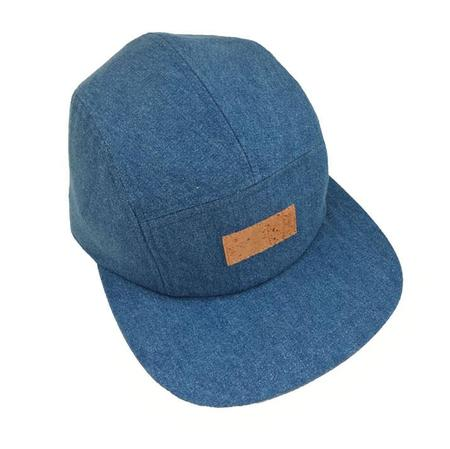 Basus CAP BLUE DENIM