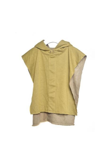 Kids Telegraph Ave Reversible Hooded Poncho