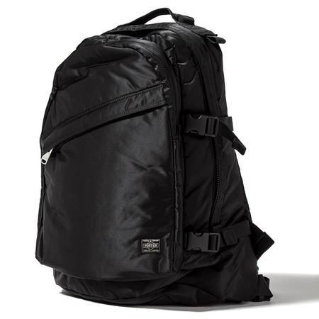 Porter Tanker Day Pack - Black