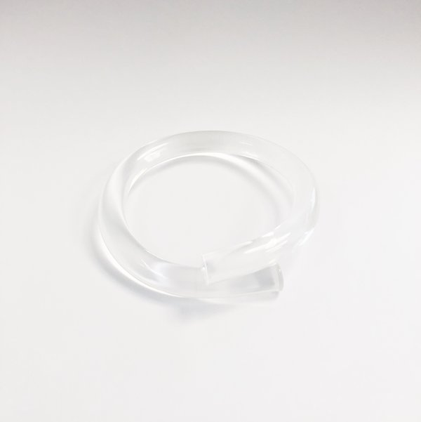 Corey Moranis Clear Rod Bangle