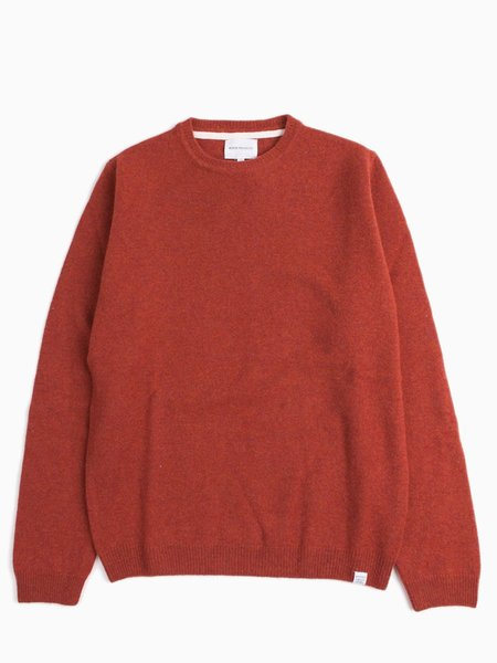 Norse Projects Sigfred Lambswool - Ochre