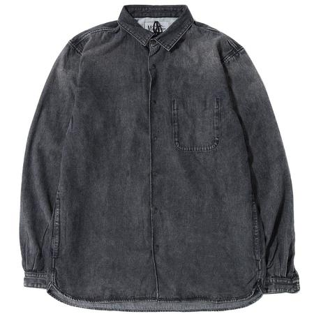 Manastash OD Shirt Jacket III - Black