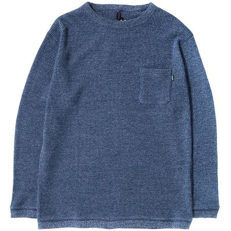Manastash Snug Thermal - Indigo