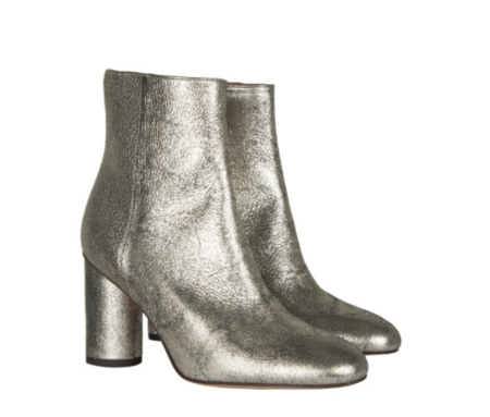 Jerome Dreyfuss Pat Boot Silver
