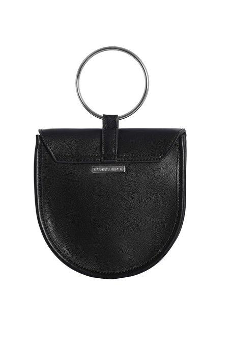 Iridescence O-Ring bag Black