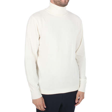 AFIELD Serge Roll Neck - Cashmere