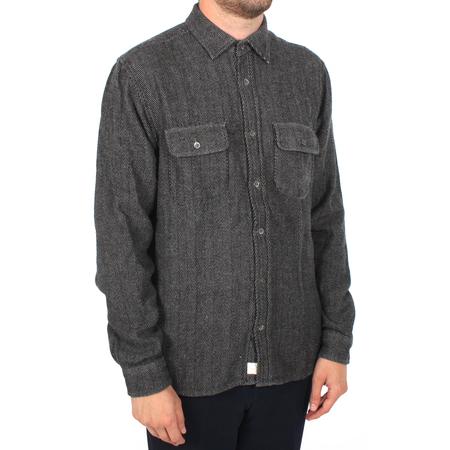 Afield Workwear Shirt Herringbone