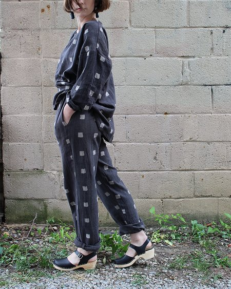 PO-EM Lounger Pants in Charcoal
