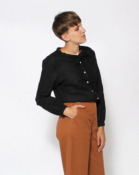 Sugar Candy Mountain Michelle Jacket in Black