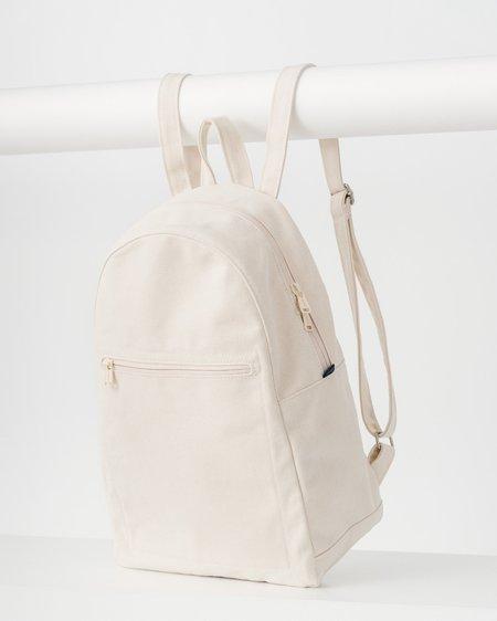 BAGGU Zip Backpack in Canvas