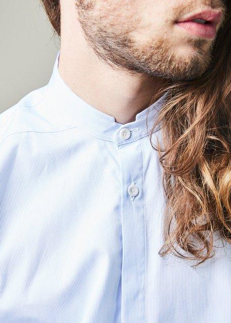 Homecore Striped Kad Shirt - Blue/White