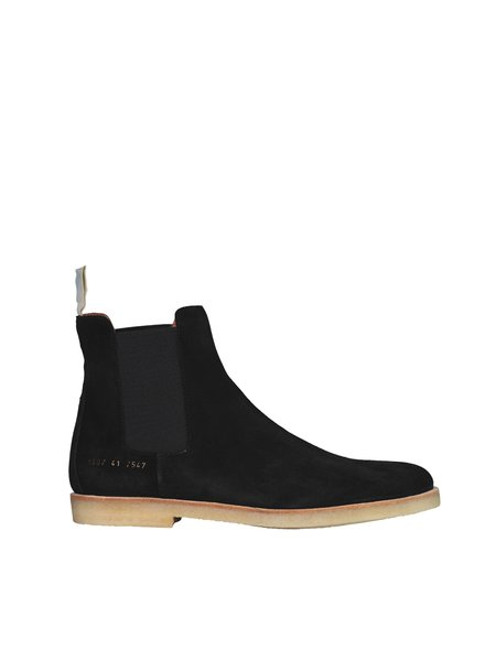 Common Projects Chelsea Boot - Black