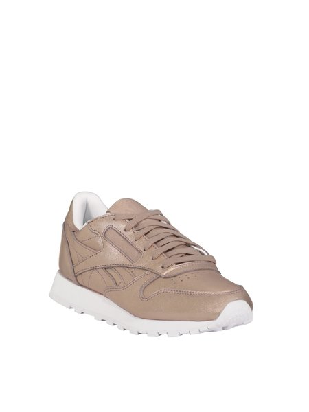 Reebok Classic CL Leather Melted Metal