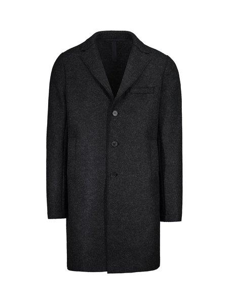 Harris Wharf London Boxy Coat Pressed Wool