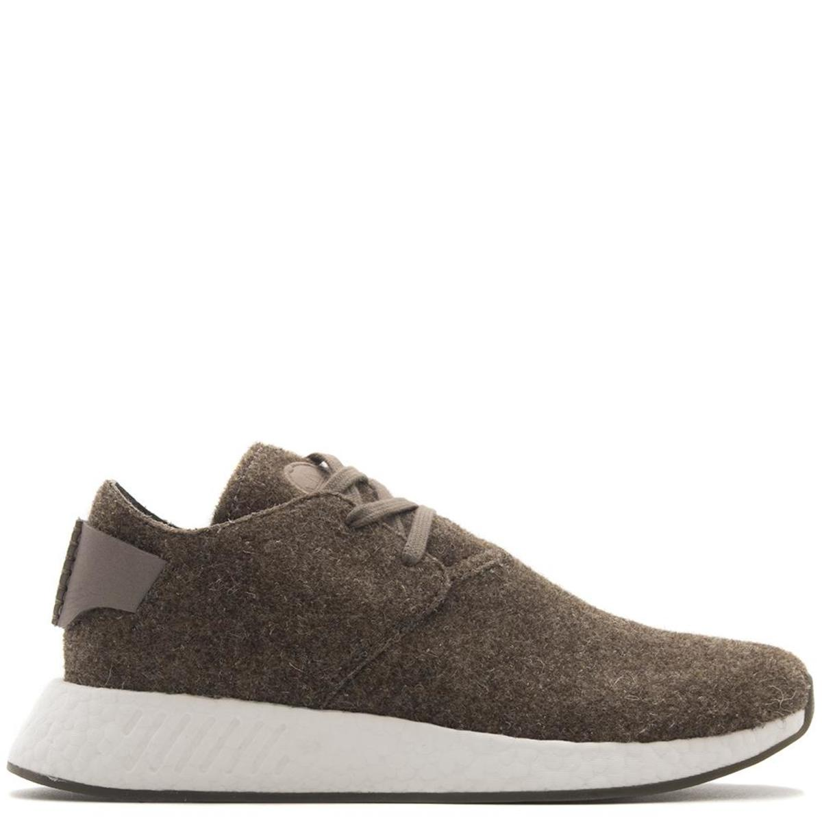 7b031c08e0afe adidas by Wings + Horns WH NMD C2   Simple Brown