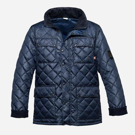 Arctic Bay London Light-Weight Jacket - Imperial Navy