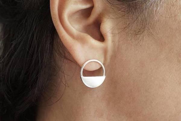 Marmod8 Big Full Shortcut Earrings - Large