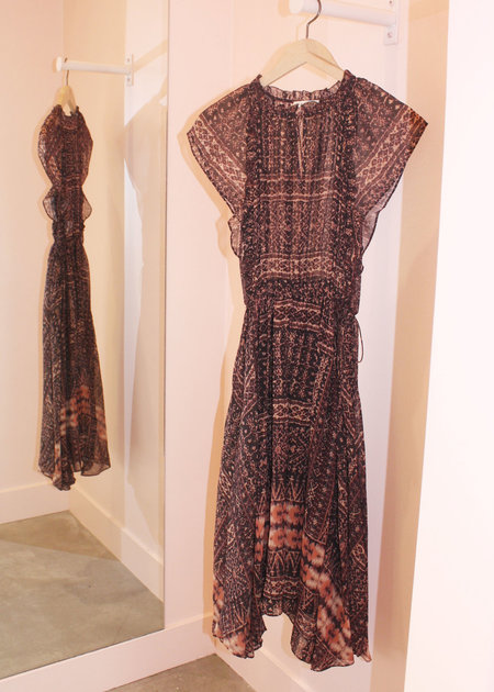 Ulla Johnson Farrah Dress in Earth