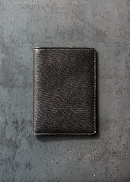 Woman by Common Projects Passport Folio - Black