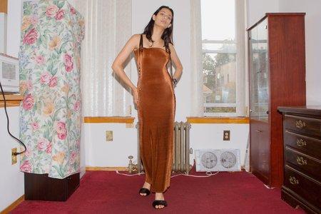 Yohei Ohno Jasmin Pleat Dress